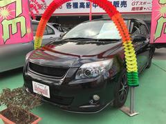 沖縄の中古車 トヨタ カローラフィールダー 車両価格 69万円 リ済込 平成23年 6.7万K ブラック