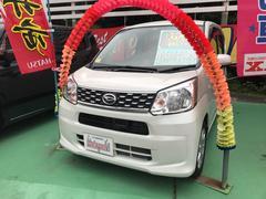沖縄の中古車 ダイハツ ムーヴ 車両価格 99万円 リ済込 平成27年 1.3万K パール