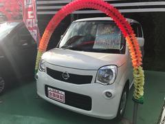沖縄の中古車 日産 モコ 車両価格 64万円 リ済込 平成24年 7.2万K パール