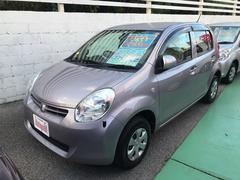 沖縄の中古車 トヨタ パッソ 車両価格 57万円 リ済込 平成22年 4.0万K ワインM