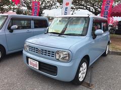沖縄の中古車 スズキ アルトラパン 車両価格 64万円 リ済込 平成22年 4.3万K ブルーII