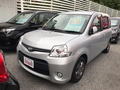 沖縄の中古車 トヨタ シエンタ 車両価格 74万円 リ済込 平成24年 9.5万K シルバー