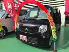 沖縄の中古車 日産 モコ 車両価格 74万円 リ済込 平成24年 2.1万K ブラウン