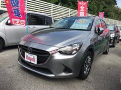 沖縄の中古車 マツダ デミオ 車両価格 113万円 リ済込 平成27年 4.3万K グレー
