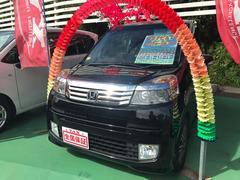 沖縄の中古車 ホンダ ライフ 車両価格 64万円 リ済込 平成23年 7.6万K ブラック