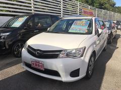 沖縄の中古車 トヨタ カローラフィールダー 車両価格 98万円 リ済込 平成24年 4.4万K スーパーホワイトII