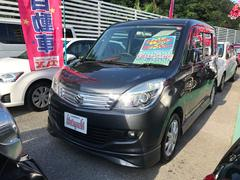 沖縄の中古車 スズキ ソリオ 車両価格 49万円 リ済込 平成24年 9.8万K ルナグレーパールメタリック