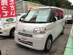 沖縄の中古車 ダイハツ タント 車両価格 73万円 リ済込 平成21年 3.0万K パールホワイトIII