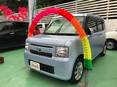 沖縄の中古車 トヨタ ピクシススペース 車両価格 73万円 リ済込 平成24年 4.3万K ミストブルーマイカメタリック