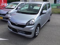 沖縄の中古車 ダイハツ ミライース 車両価格 90万円 リ済別 平成28年 0.2万K ブライトシルバー