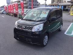 沖縄の中古車 ダイハツ ムーヴ 車両価格 111万円 リ済別 平成28年 0.3万K ブラックM