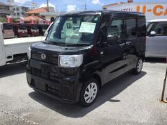 沖縄の中古車 ダイハツ ハイゼットキャディー 車両価格 124万円 リ済別 平成28年 0.8万K ブラックM