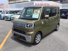 沖縄の中古車 ダイハツ ウェイク 車両価格 133万円 リ済別 平成28年 0.6万K オフビートカーキM