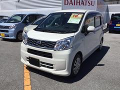 沖縄の中古車 ダイハツ ムーヴ 車両価格 105万円 リ済別 平成27年 0.8万K パールホワイト