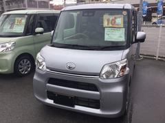 沖縄の中古車 ダイハツ タント 車両価格 130万円 リ済別 平成29年 0.3万K ブライトシルバーM