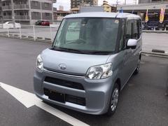沖縄の中古車 ダイハツ タント 車両価格 135万円 リ済別 平成28年 0.9万K ブライトシルバーM