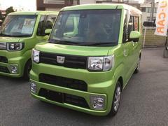 沖縄の中古車 ダイハツ ウェイク 車両価格 141万円 リ済別 平成29年 0.2万K フレッシュグリーンM