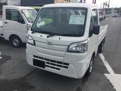 沖縄の中古車 ダイハツ ハイゼットトラック 車両価格 98万円 リ済別 平成29年 7K ホワイト