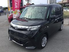沖縄の中古車 ダイハツ トール 車両価格 154万円 リ済別 平成29年 1.0万K ブラックM