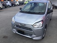 沖縄の中古車 ダイハツ ミライース 車両価格 92万円 リ済別 平成29年 0.4万K ブライトシルバー