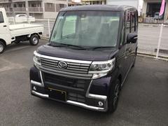 沖縄の中古車 ダイハツ タント 車両価格 144万円 リ済別 平成28年 0.7万K ナイトシャドーパープル