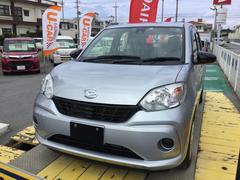 沖縄の中古車 ダイハツ ブーン 車両価格 122万円 リ済別 平成29年 1.2万K ブライトシルバー