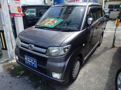 沖縄の中古車 ホンダ ゼスト 車両価格 25万円 リ済込 平成18年 8.9万K ガンM