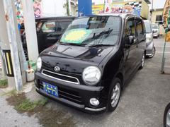沖縄の中古車 ダイハツ ムーヴラテ 車両価格 25万円 リ済込 平成20年 10.4万K ブラックM
