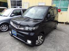 沖縄の中古車 ホンダ ゼストスパーク 車両価格 39万円 リ済込 平成22年 11.0万K ブラックM