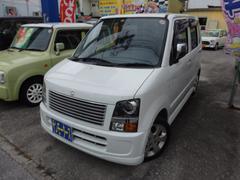 沖縄の中古車 スズキ ワゴンR 車両価格 29万円 リ済込 平成18年 8.9万K パールホワイト