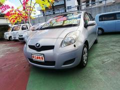 沖縄の中古車 トヨタ ヴィッツ 車両価格 49万円 リ済込 平成20年 1.1万K ライトパープル