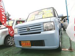 沖縄の中古車 ダイハツ ムーヴコンテ 車両価格 50万円 リ済込 平成22年 9.0万K ライトブルー