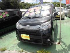 沖縄の中古車 ダイハツ ムーヴ 車両価格 64万円 リ済込 平成24年 8.9万K ブラック