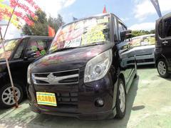 沖縄の中古車 スズキ パレット 車両価格 53万円 リ済込 平成20年 9.7万K パープル