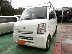 沖縄の中古車 スズキ エブリイ 車両価格 52万円 リ済込 平成23年 9.4万K ホワイト