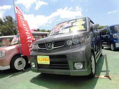 沖縄の中古車 ホンダ ゼストスパーク 車両価格 49万円 リ済込 平成21年 9.4万K グレー