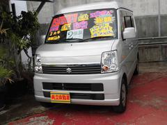 沖縄の中古車 スズキ エブリイワゴン 車両価格 54万円 リ済込 平成22年 9.1万K シルバー