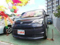 沖縄の中古車 トヨタ スペイド 車両価格 70万円 リ済込 平成24後 8.9万K パープル