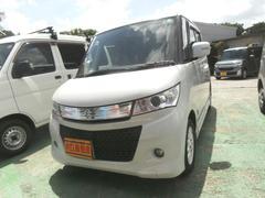 沖縄の中古車 スズキ パレットSW 車両価格 63万円 リ済込 平成24年 8.0万K パール