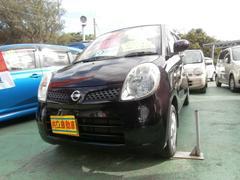 沖縄の中古車 日産 モコ 車両価格 39万円 リ済込 平成22年 8.8万K パープル