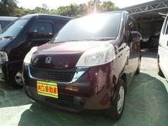 沖縄の中古車 ホンダ ライフ 車両価格 43万円 リ済込 平成21年 9.2万K ワイン