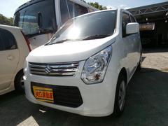 沖縄の中古車 スズキ ワゴンR 車両価格 53万円 リ済込 平成24年 7.1万K ホワイト