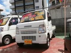 沖縄の中古車 スズキ キャリイトラック 車両価格 53万円 リ済込 平成21年 10.3万K ホワイト