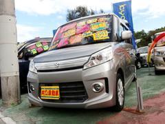 沖縄の中古車 スズキ スペーシアカスタム 車両価格 99万円 リ済込 平成25年 6.5万K ガンM