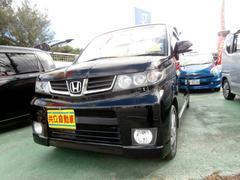 沖縄の中古車 ホンダ ゼストスパーク 車両価格 49万円 リ済込 平成22年 9.7万K ブラック