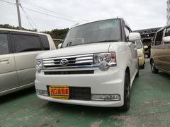 沖縄の中古車 ダイハツ ムーヴコンテ 車両価格 73万円 リ済込 平成25年 9.0万K パール