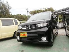 沖縄の中古車 ホンダ ゼストスパーク 車両価格 49万円 リ済込 平成23年 9.5万K ブラック