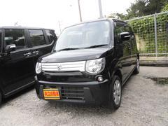 沖縄の中古車 スズキ MRワゴン 車両価格 73万円 リ済込 平成25年 4.6万K ブラックM