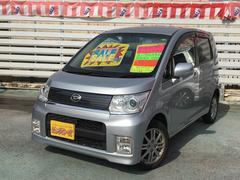 沖縄の中古車 ダイハツ ムーヴ 車両価格 39万円 リ済別 平成21年 8.4万K シルバー