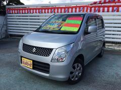 沖縄の中古車 スズキ ワゴンR 車両価格 29万円 リ済別 平成23年 9.0万K シルバー